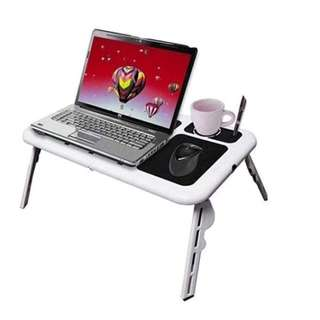 E Table Laptop Table