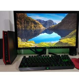 Asus GR8 desktop + 23 Inch Asus Monitor
