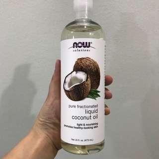 Odorless Fractionated Coconut Oil
