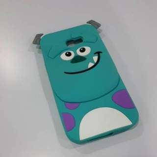 Silicon Soft Case 3D Sully Monster Inc Samsung A7 2017/A720