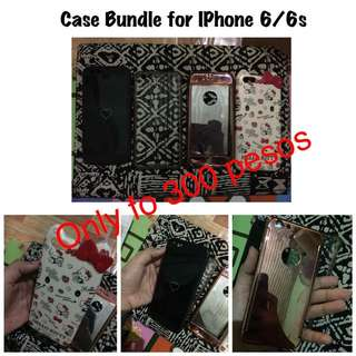 Case Bundle for Iphone 6/6s