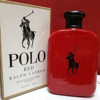 Polo Red Authentic perfume