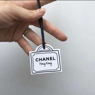 Chanel beauty膠牌仔,counter送的gift