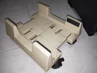 Adjustable Computer Stand Platform With Wheels