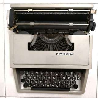 Typewriter + Original Case