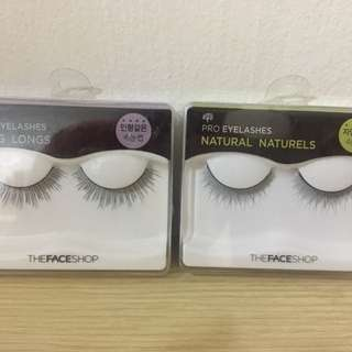 The Face Shop Fake Eyelashes