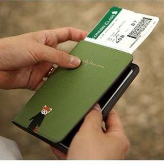 Passport Wallet/Passport Holder/Short Passport Cover