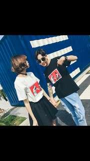 (PO) ulzzang korean couple shirt