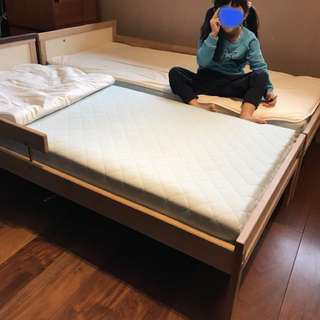 Ikea小孩床