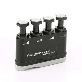 Flanger Finger Training Exercise Device
