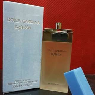 Dolce & Gabbana light Blue Authentic Perfume