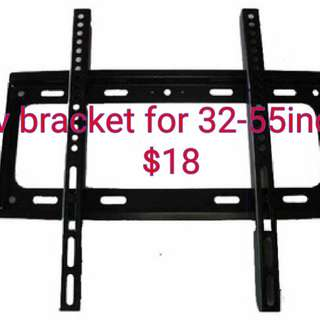 Available fixed tv bracket on sale