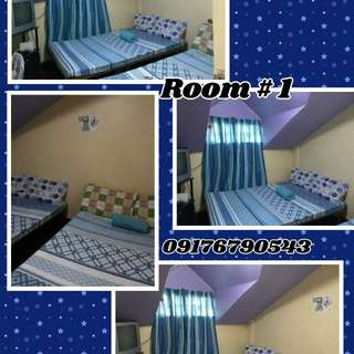Zn Baguio transient house