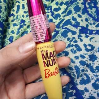 Maskara maybeline barbie +lip therapy vasselin bru di pakai 1-2 kali