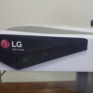 LG藍光碟機