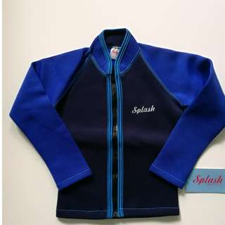 kid long sleeve wet suit 2 to 3 year old