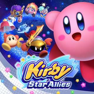 [News] Kirby Star Allies is coming to Switch Mid March