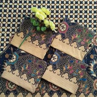 Kain batik handprint halus katun prima