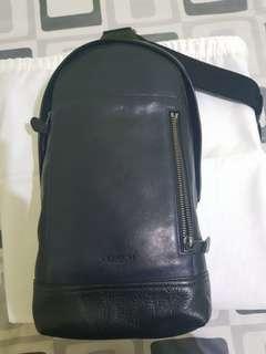 Coach man's bag