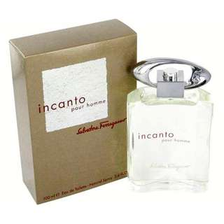 SALVATORE FERRAGAMO INCANTO POUR HOMME EDT FOR MEN (100ml/Tester) uomo