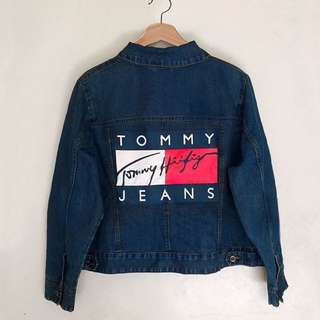 Tommy Hilfiger TJ 90s denim jacket