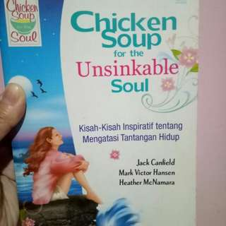 (Titip Jual) Chicken Soup For The Soul
