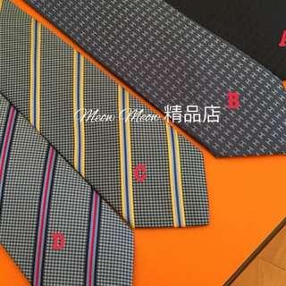 Hermes 男士領帶領呔Tie