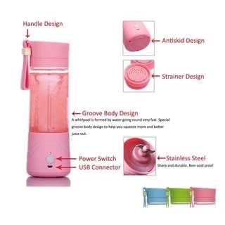 USB Portable Blender Juicer