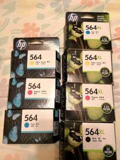Original HP Ink Cartridges