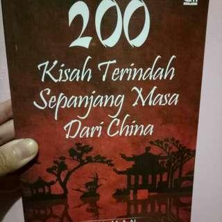(Titip Jual) 200 Kisah Terindah Sepanjang Masa