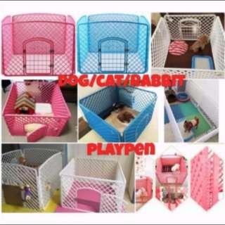 Like For Likes Pet Playpen Fence For Dog cat rabbit