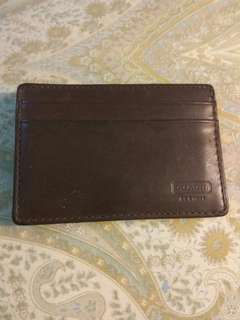 Coach money clip authentic