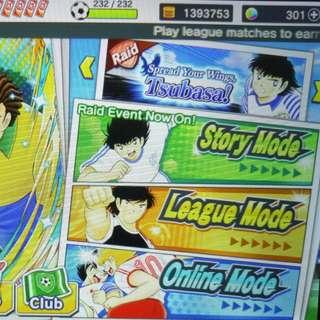 Dreamballs Tsubasa Global and Japan