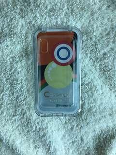 iPhone X透明套