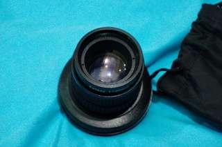 Fotasy 35mm 1.7 CCTV Lens