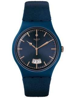 【全新】Swatch Cent Blue 手錶