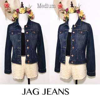 Branded Jag Jeans Denim Jacket FP2