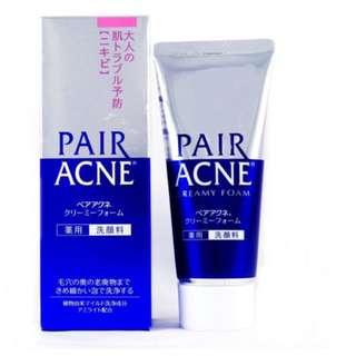 pair acne facial wash original