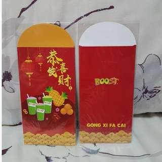 Boost Red Packet (Price Per Packet)