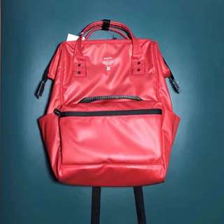 Anello water repellant backpack
