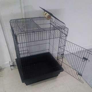 Pet Metal Cage
