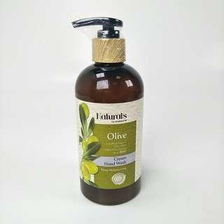 Naturals by  Watsons Olive Cream HandWash