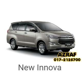 Toyota Innova Baru, Promosi Mac 2018, Diskaun RM1000!