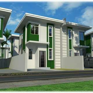 Duplex Installment house 45 mins from moa