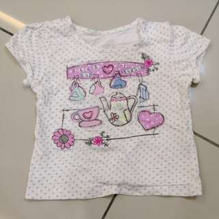 Mothercare Top (9-12m)