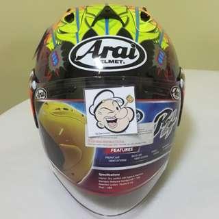 0503♡♡TSR RAM4 Scott Russell Helmet CONVERT TO ARAI 🦀 For SALE, Yamaha Jupiter, Spark, Sniper,, Honda, SUZUKI