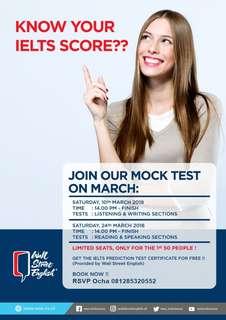Free Mock Test IELTS