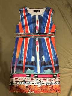 Love Moschino printed dress