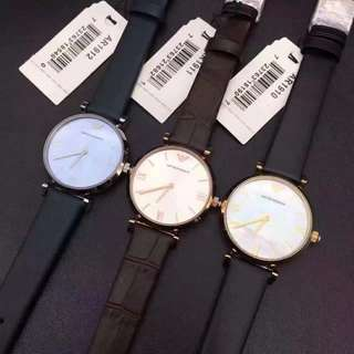 Armani正品時尚手錶 (請帶圖問價)