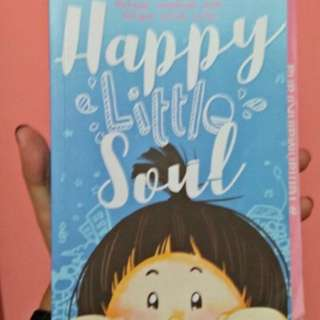 "Buku karya Retno Hening ""Happy Little Soul"" #UBL2018"